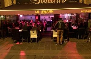 Le Swan via Les Barrés.com