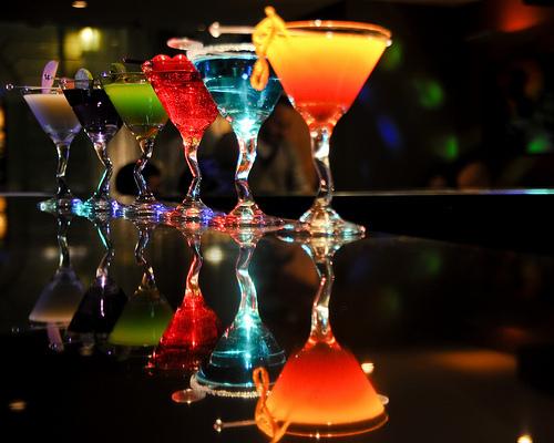 Les meilleures cocktails