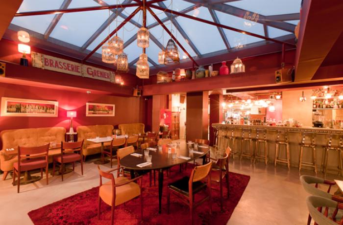 Réservez la verrière du bar le Bliss à Paris