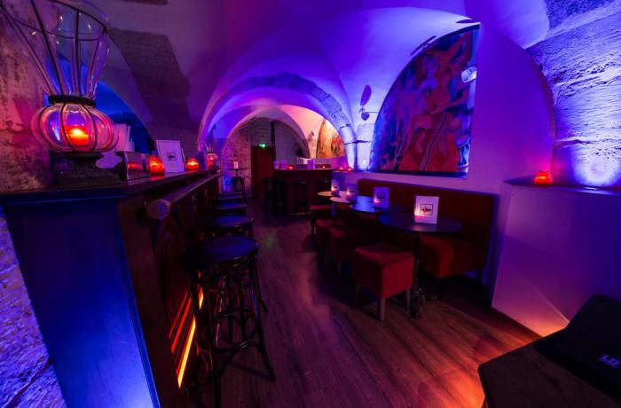 Les Dessous du Panthéon à privatiser pour vos soirées