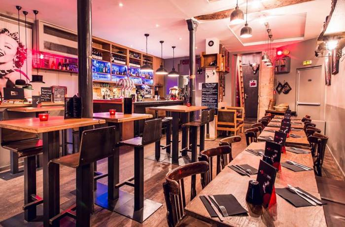restaurant karaoke paris 13. Black Bedroom Furniture Sets. Home Design Ideas