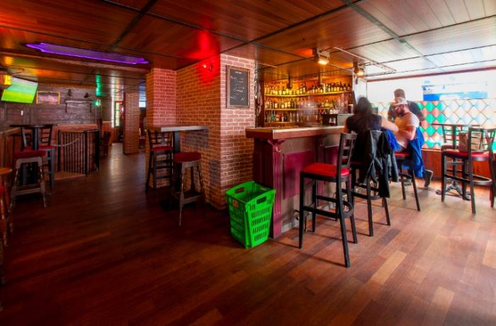Le Green Sheep - Le Bar