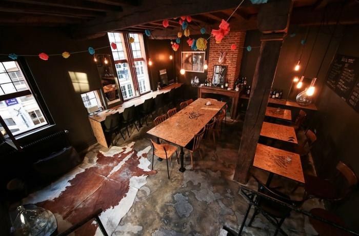 Le Bar Braz à Lille.