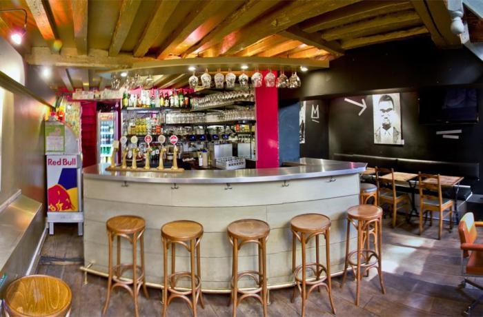 Le Bar Parallèle à Lille.