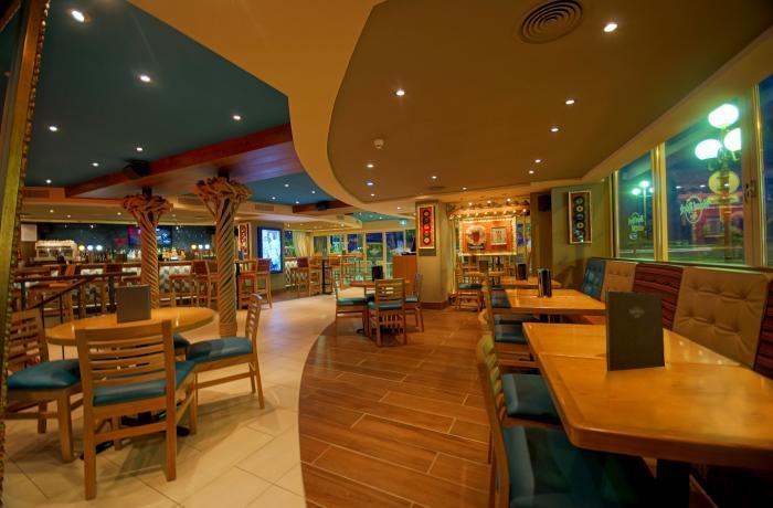 Le Hard Rock Cafe à Nice.