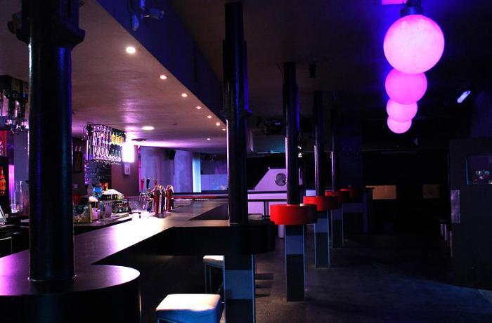 Le Smile club à Lille.