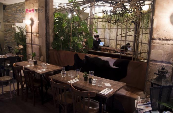 Le Spicy Home à Paris.