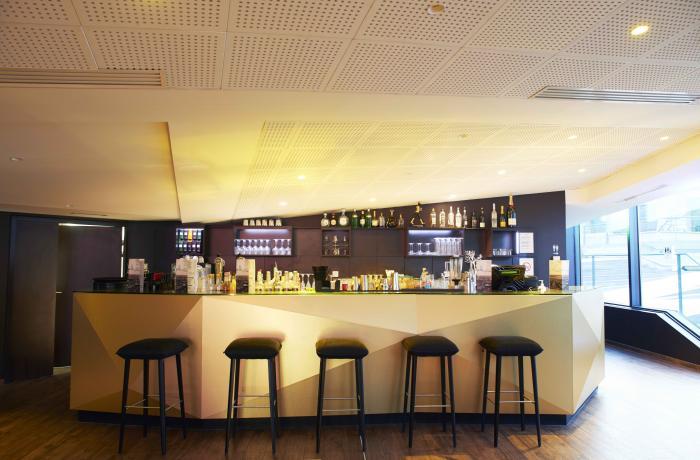L'American Express Live Bar à Paris