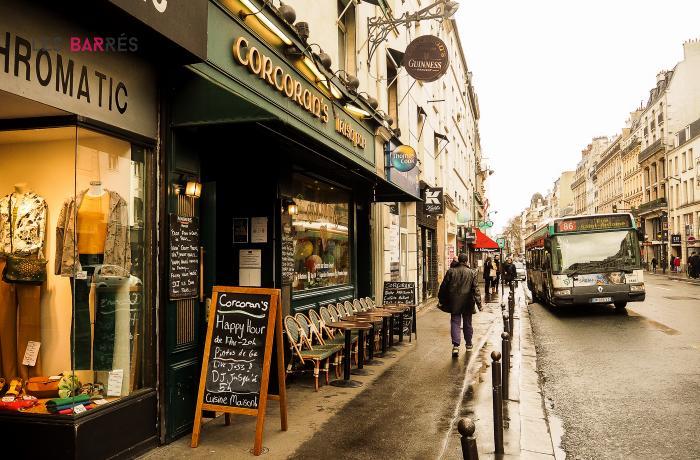 Le Corcoran's à Paris