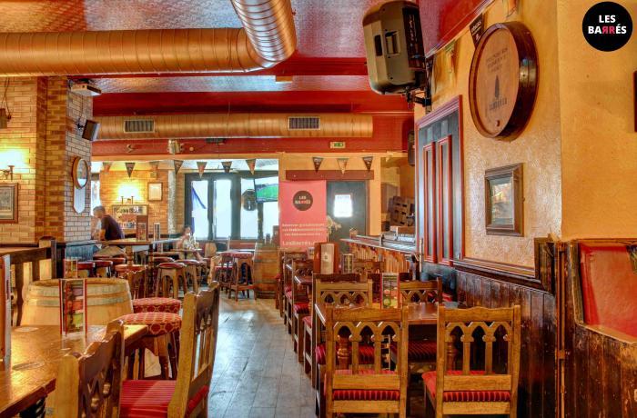 Le McBride's Irish Pub à Paris