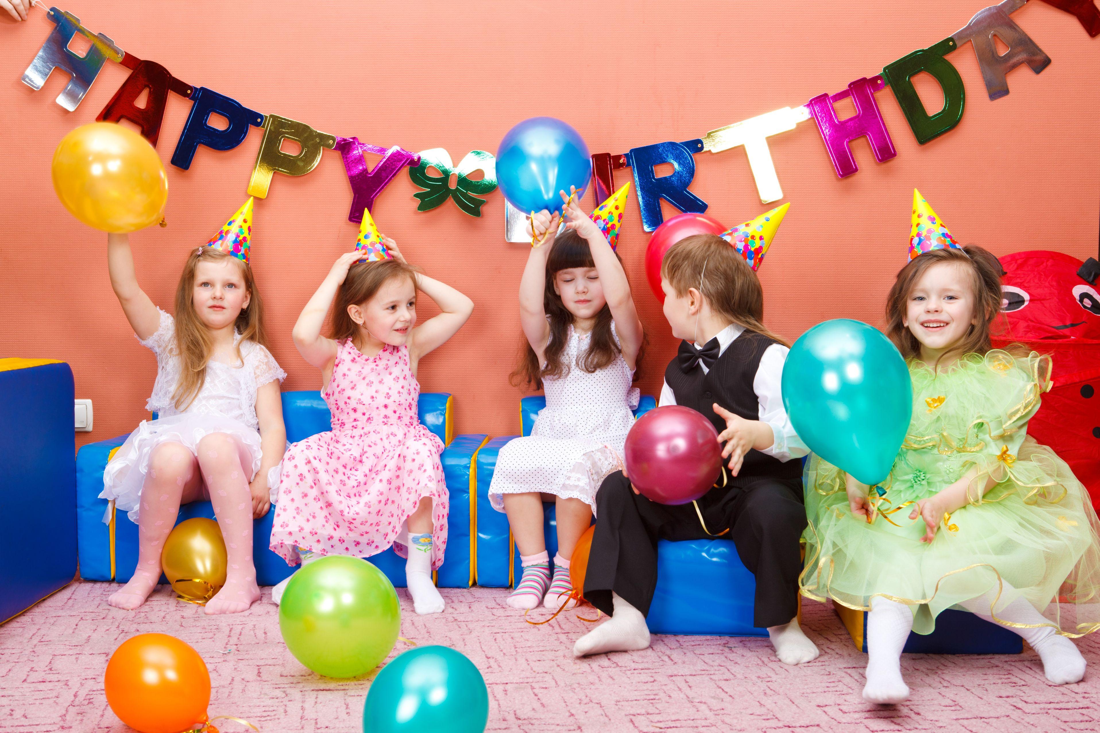 Restaurant pour fêter un anniversaire d'enfant à Paris.
