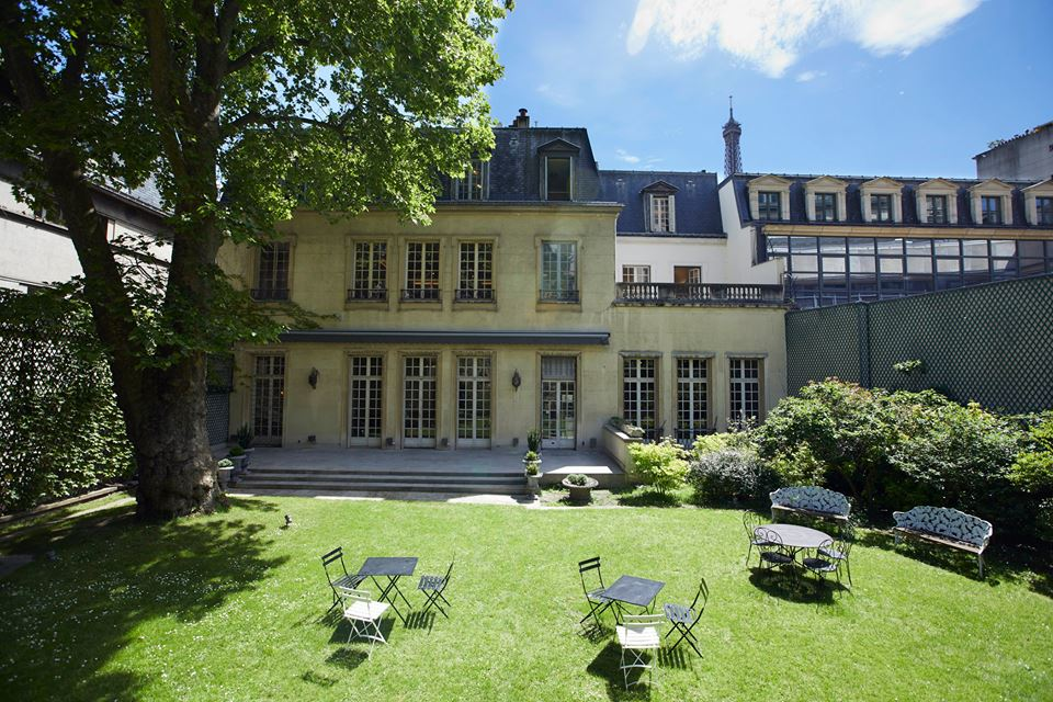 La Summer House de Paris