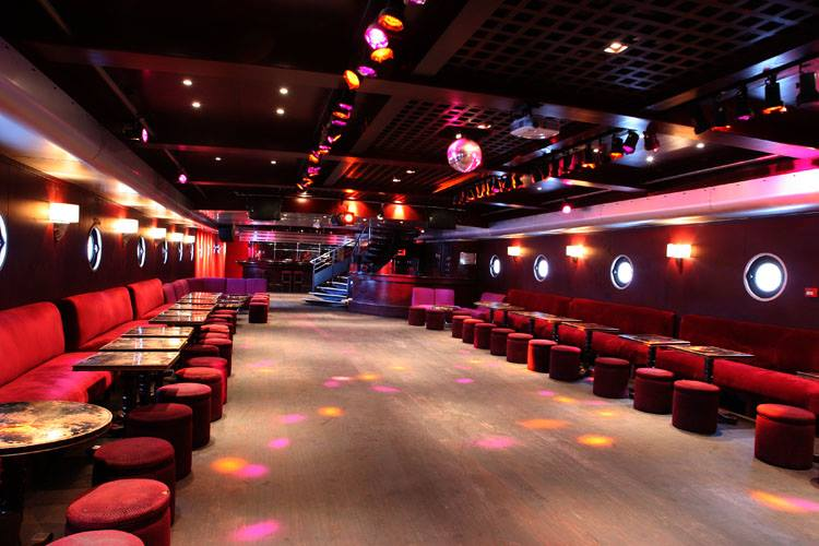 Le NixNox grande salle