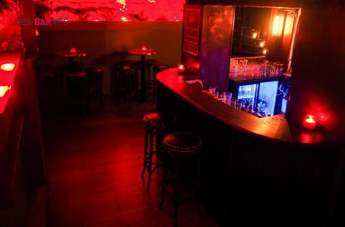 La Cave Saint-Germain : le bar du sous-sol