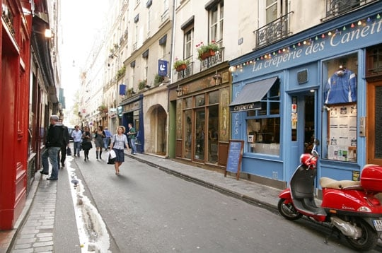 Les meilleures bars de la rue des Canettes