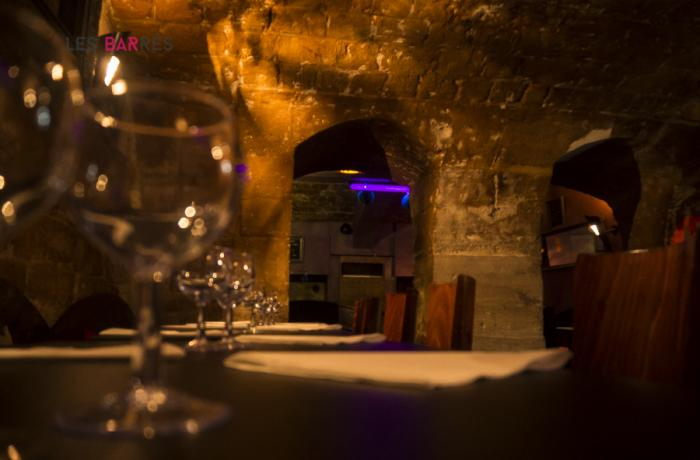 Le Fréquence Café : La cave