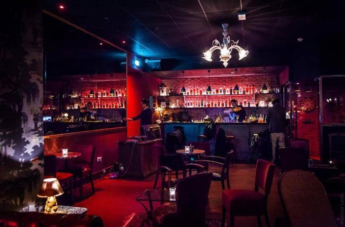 Blaine Bar : La totalité de l'établissement