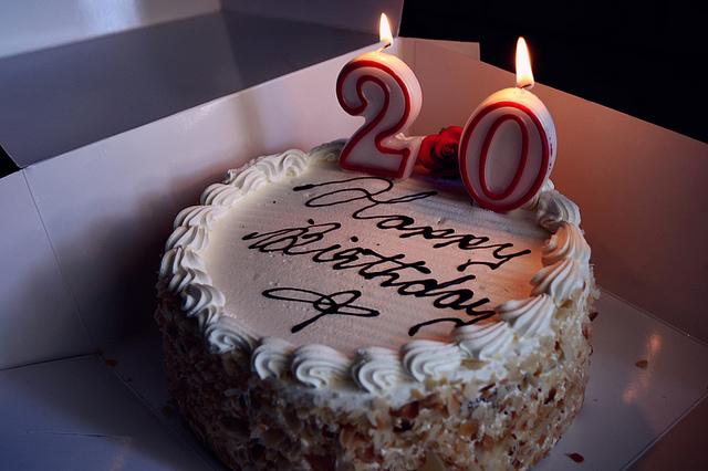 Comment fêter ses 20 ans ?