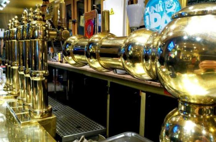Bar à bière, L'express de Lyon