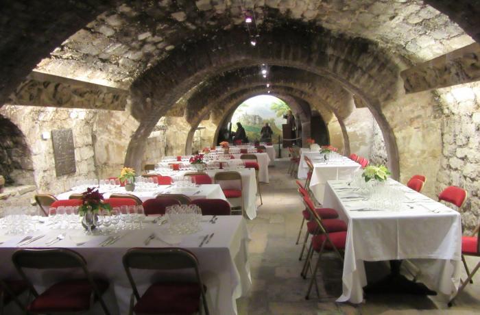 Le Musée du Vin Paris : Le Cellier