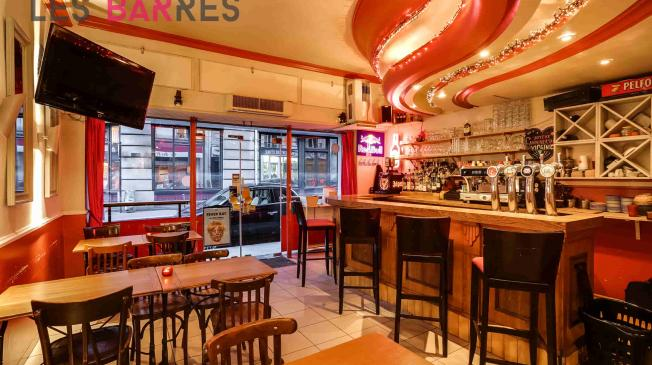 Le Café Bar 21 - Le Bar
