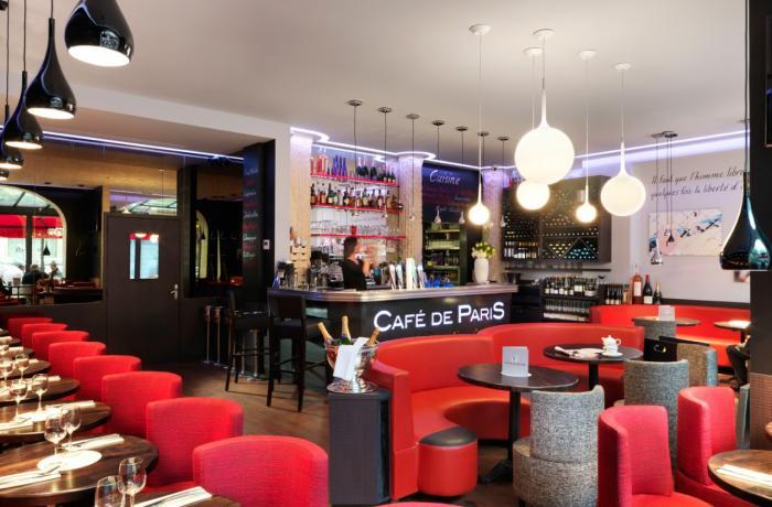 Le Café De Paris - Le Bar