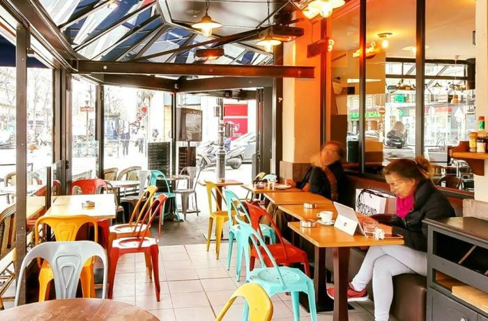 Le Capitole Café - La Terrasse