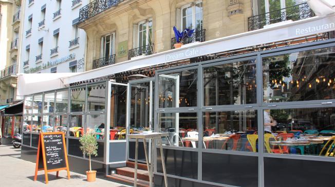 Le Dream Café Montparnasse - La Terrasse