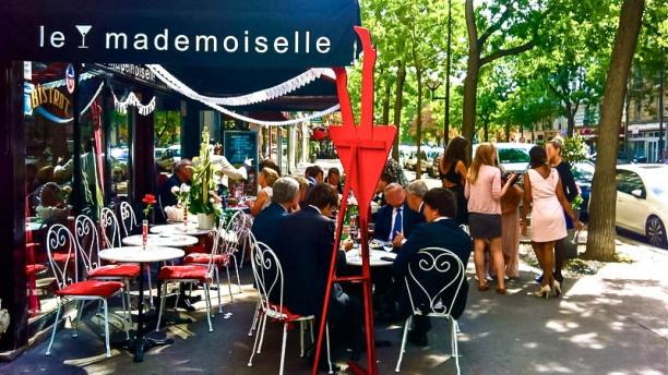 Le Mademoiselle - La Terrasse