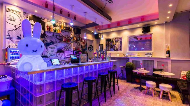 Le Pachi Pacha - Le Bar