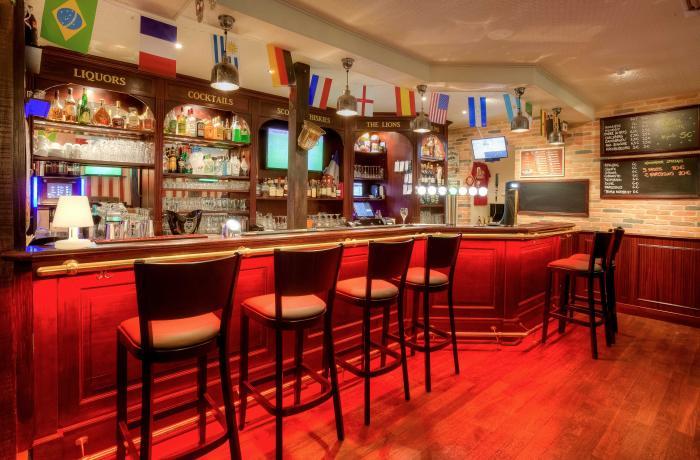 The Lions - Le Bar