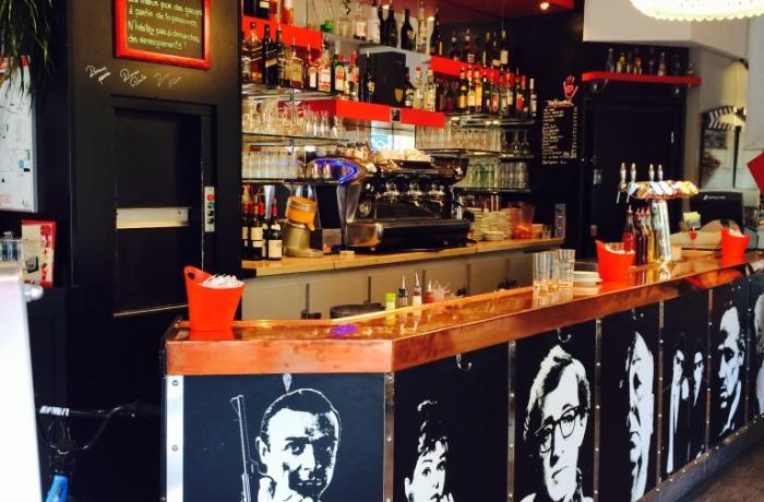 L'Avant Première - Le Bar