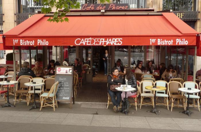 Le Café Des Phares - La Terrasse