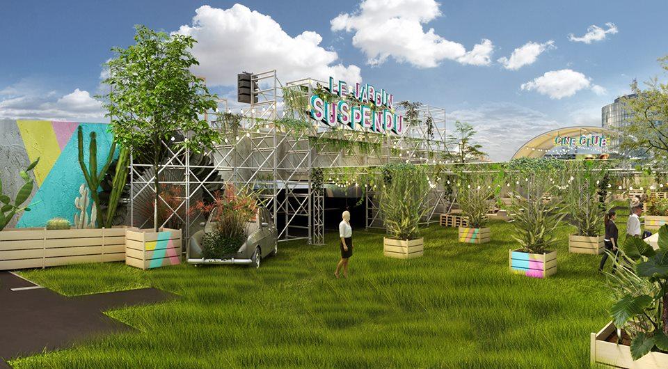 Le Jardin Suspendu : nouveau rooftop à Paris !