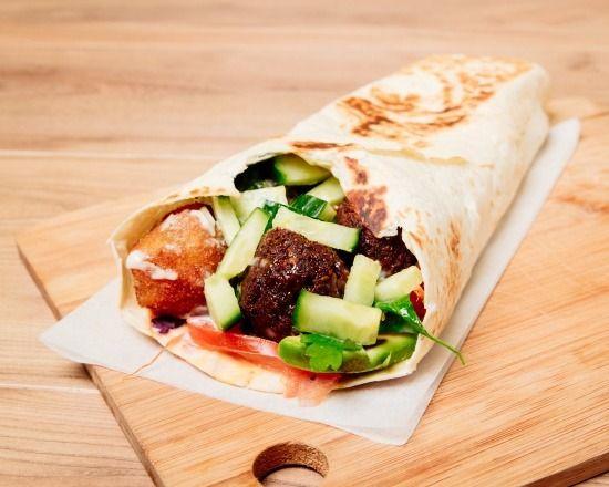 Le Juicy & Tasty : Le wrap gyros