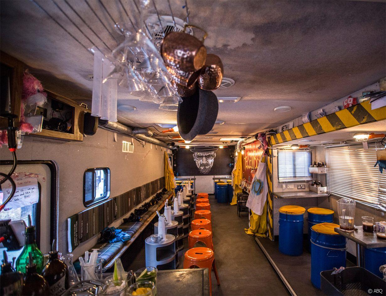 Un bar éphémère inspiré de Breaking Bad ouvre au mois de Juillet
