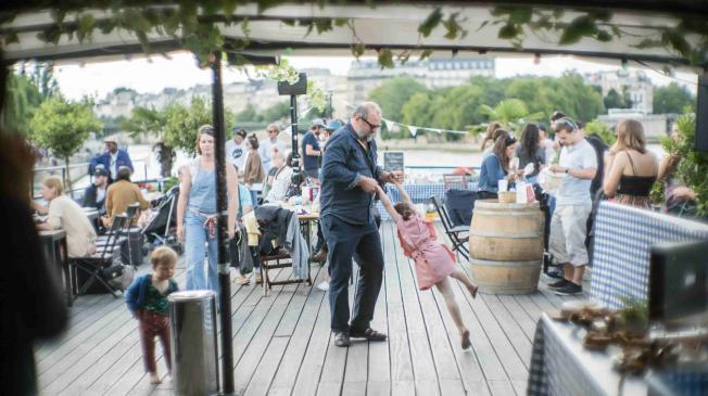 Dimanche sur Seine
