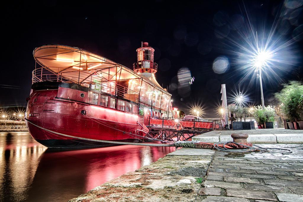 Le Faro Faro : Trattoria éphémère