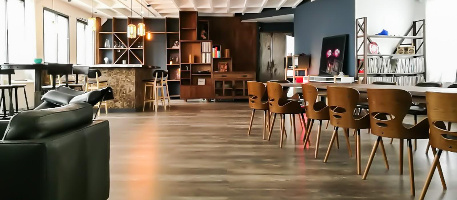 Bars et restaurant à Lyon - Réserver avec LesBarrés