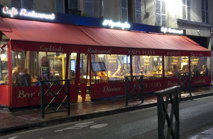 Restaurant L'Apostrophe Café à Paris Réserver avec LesBarrés