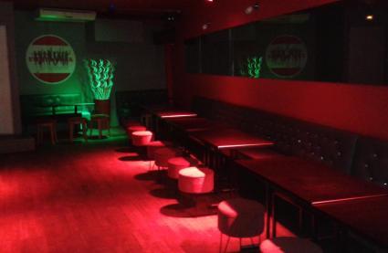 club la fiesta loca lyon r server avec lesbarr s. Black Bedroom Furniture Sets. Home Design Ideas