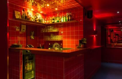 Le Bar le Kabukichō à Paris 9 -  Le second bar