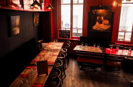 Le Bar le Mil'a à Paris 1 - L'étage