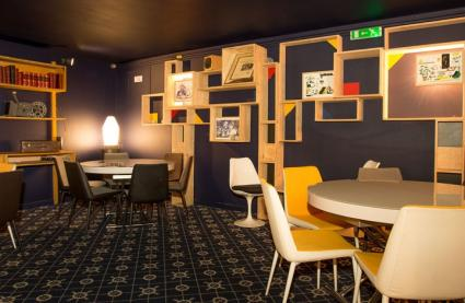 Le Restaurant-Club l'Atelier des Artistes à Paris 11 - La Danish Suite