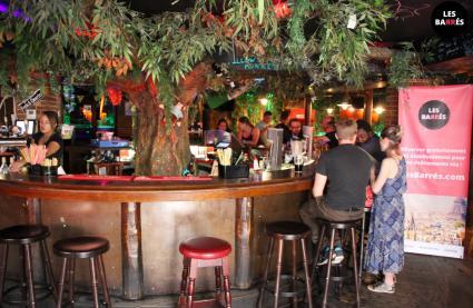 148 Bar Tropical Paris - review rainforest cafe a la disney the ...