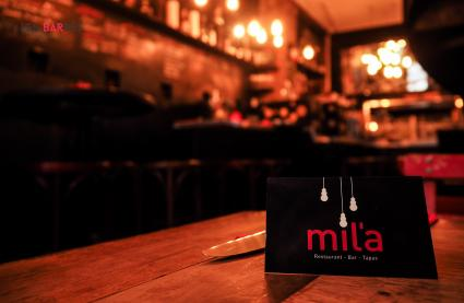 Le Bar le Mil'a à Paris 1 - Le Mil'a