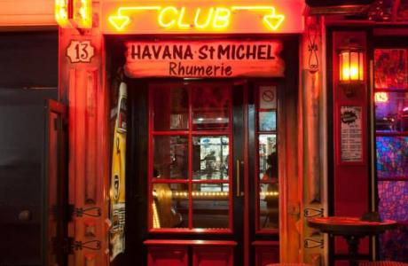 Le Bar-Club le Baloo Bar Havana à Paris 5 - L'extérieur