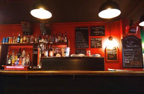 Le Bar-Pub The Local à Paris 5 - La totalité de l'établissement
