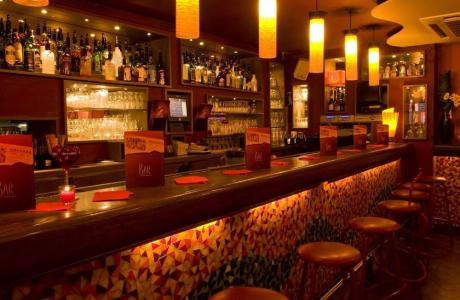Le Bar-Restaurant la Pirada à Paris 11 - Le Bar