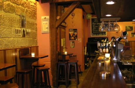 Le Bar-Pub le Briord à Nantes - L'ensemble du bar